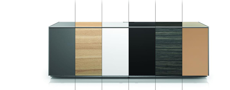 TV-Möbel - Holz Dekor