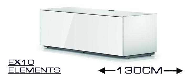 EX 10 meuble TV Longueur 130 cm