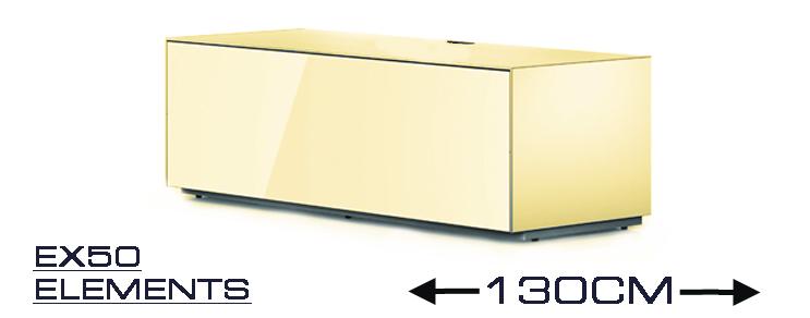 EX 50 TV-Möbel Breite 130 cm