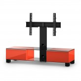 Sonorous TV-Möbel, TV-Racks, TV 56 zoll/inch  - Sonorous - MD 8140-C-HBLK-RED