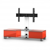 Sonorous TV-Möbel, TV-Racks, TV 56 zoll/inch  - Sonorous - MD 8140-C-INX-RED