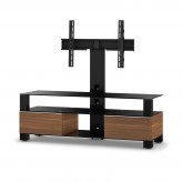 Sonorous TV-Rack, TV 56 inch  - Sonorous - MD 8143-B-HBLK-WNT