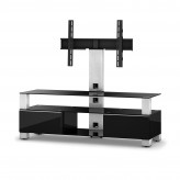 Sonorous TV-Rack, TV 56 inch  - Sonorous - MD 8143-B-INX-BLK