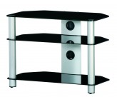 Sonorous TV-Möbel, TV-Racks, TV 28 zoll/inch - Sonorous - NEO 370-B-SLV