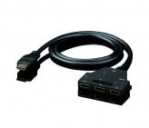 Sonorous HDMI Switch 301 - HDMI Verteiler für bis zu 3 Geräte